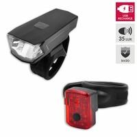 Verlichtingsset High Power USB 35 Lux