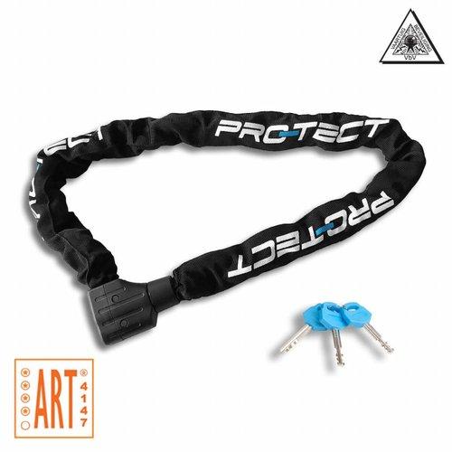 Pro-Tect Pro-Tect Kettingslot Sapphire ART-4 - Zwart