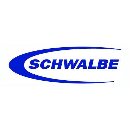 Schwalbe Buitenband Schwalbe Lugano 25-622 - Zwart-Rood - Vouwband