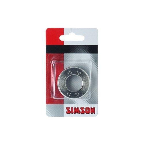 Simson Simson Spaakspanner (9 - 15)