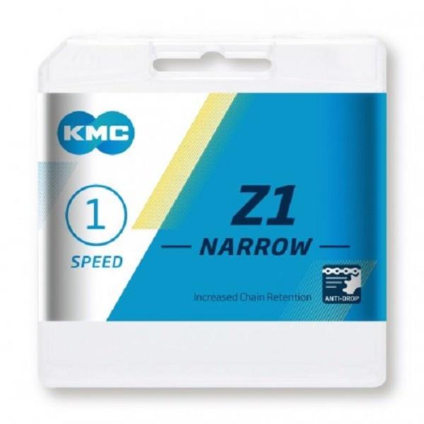 KMC KMC Z1 Narrow Ketting - 1 Speed - 1/2