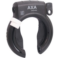 Ringslot Axa Defender  - Zwart met witte knop - Anniversary Edition