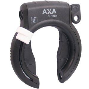 AXA Ringslot Axa Defender  - Zwart met witte knop - Anniversary Edition