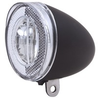 Koplamp Spanninga Swingo XB LED met reflector incl. batterijen - zwart