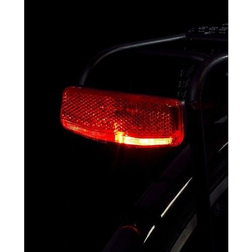 Spanninga Dragerachterlicht Spanninga Solo XBA met sensor