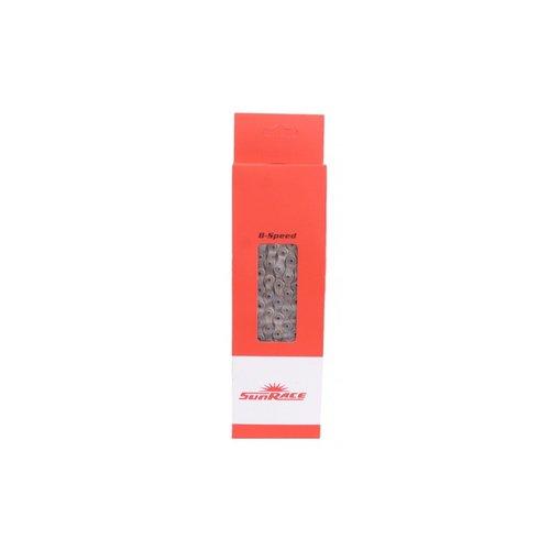SunRace Sunrace Fietsketting CNM89, 1/2 x 3/32 - 8-speed - 110 Schakels