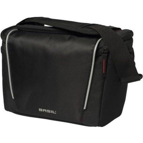 Basil Basil Sport Design stuurtas 7 liter - black