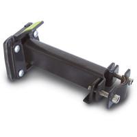 Basil BasEasy-systeem Montageset EC stuurpenhouder 22.2-25.4mm - zwart