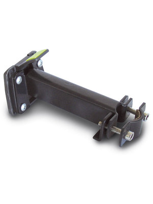 Basil Basil BasEasy-systeem Montageset EC stuurpenhouder 22.2-25.4mm - zwart