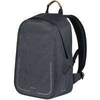 Fietsrugzak Basil Urban Dry Backpack 18 liter - Grijs