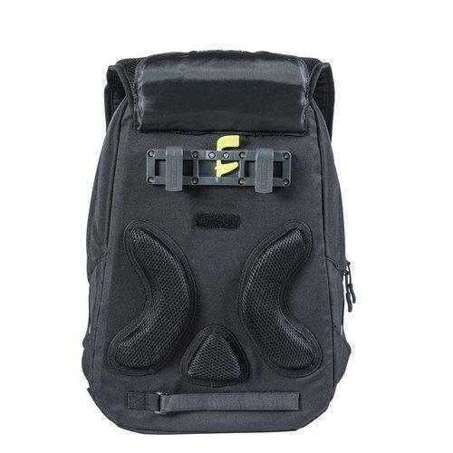 Basil Fietsrugzak Basil Flex Backpack 17 liter - Zwart