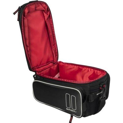 Basil Basil Sport Design bagagedragertas 7 tot 15 liter - black