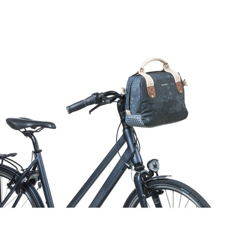 Basil Schouder / stuurtas Basil Boheme City Bag - 8 Liter - Blauw