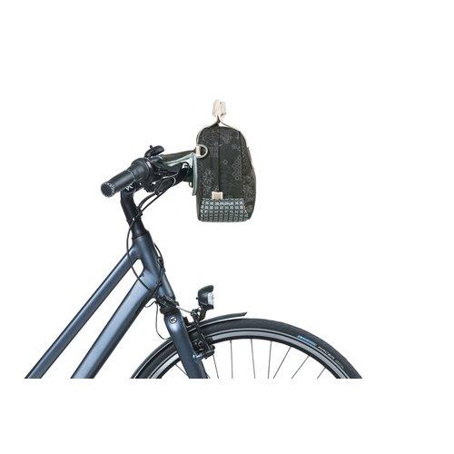 Basil Schouder / stuurtas Basil Boheme City Bag - 8 liter - zwart