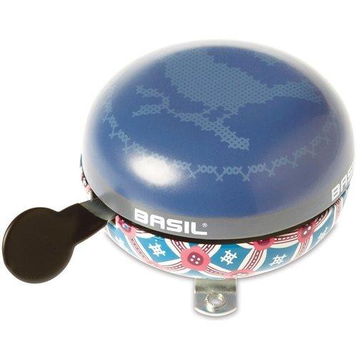 Basil Basil Bohème Big Bell fietsbel 80 milimeter - indigo