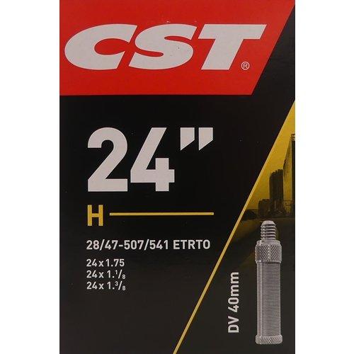 """CST Binnenband CST DV40 24 x 1.10-1.75"""" / 28/47-507/541"""