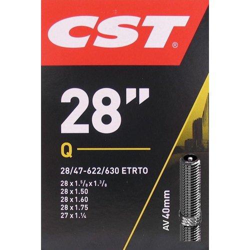 "CST Binnenband CST AV40 28x 1-5/8"" - 1-3/8"" / 28/47-622"