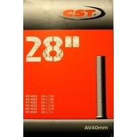 "Binnenband CST AV40 28/29x 1.50-2.35"" / 40/60-622"