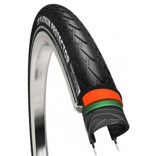 """CST Buitenband CST Platinum Protector 28 x 1.50"""" / 40-622 mm - zwart met reflectie"""