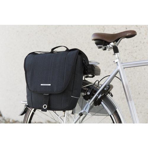 New Looxs Enkele fietstas / schoudertas New Looxs Avero Single - 12.5 liter - zwart