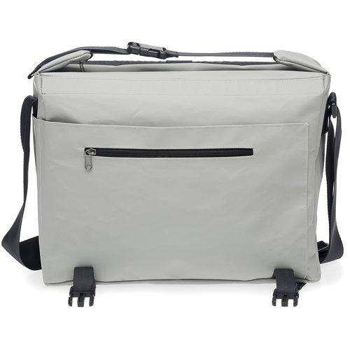 New Looxs Pakaftas / schoudertas New Looxs Postino Office White Grey - 14 liter