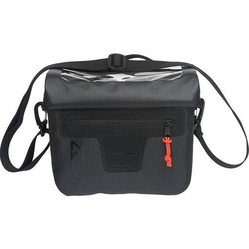 New Looxs Stuurtas New Looxs Varo KLICKfix Handlebar bag - zwart