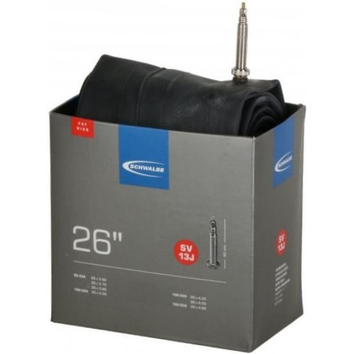 "Schwalbe Binnenband Schwalbe SV13J fatbike 26"" / 90/120-559 - 40mm ventiel"