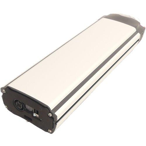 Gazelle Accu Gazelle Innergy zilver Li Ion 36 Volt x 9 Ampère (324 Wh) inclusief achterlicht