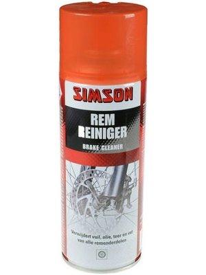 Simson Simson Remmenreiniger Spray 400ml