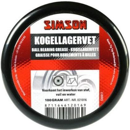 Simson Simson Kogellagervet 100 gram