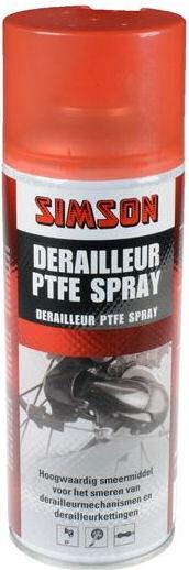 Simson Simson Derailleur PTFE Spray 400ml