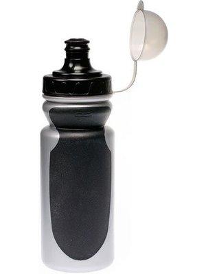 Simson Simson Bidon ''Grip'' , 550ml , zwart/grijs , incl. stofkap afneembaar