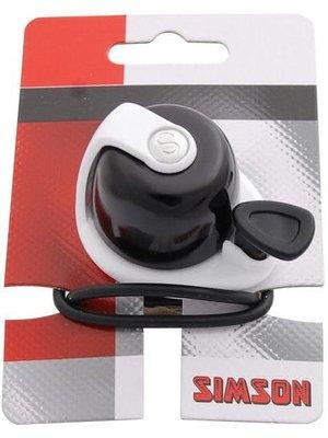 Simson Simson Bell Allure - zwart/wit