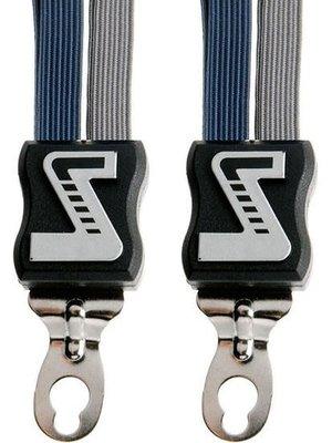 Simson Simson Snelbinder Extra Sterk - 4 binders - marine blauw/grijs