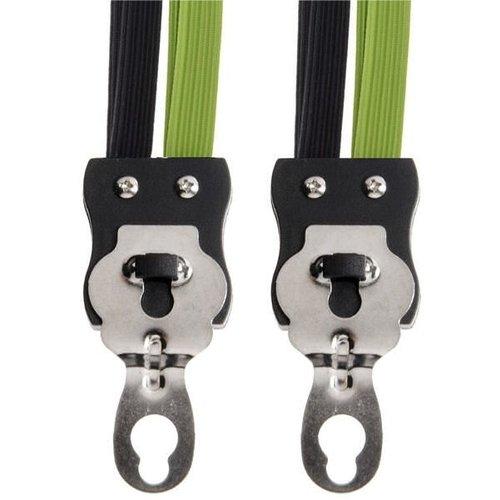 Simson Simson Snelbinder Extra Sterk, 4 binder, zwart-groen