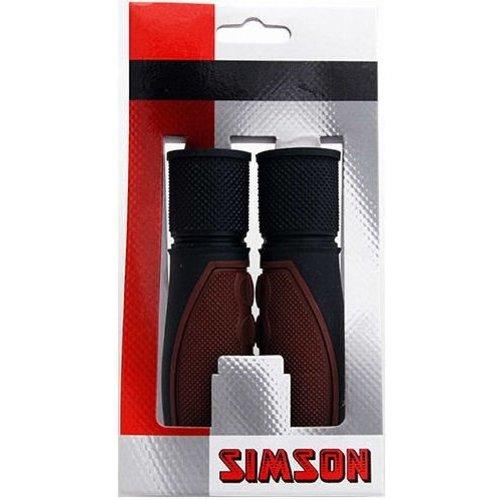 Simson Simson Handvatten Lifestyle - donkerbruin/zwart