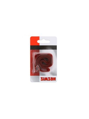Simson Simson velglint 24-28 inch - 16mm - breed PVC strong
