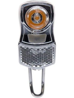 Simson Simson Koplamp voor Voorvork LED 'Clearly' - met batterijen
