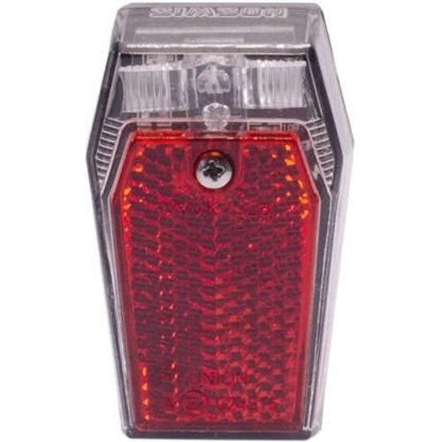 "Simson Simson Achterlicht voor spatbord ""Mini"" - batterij"