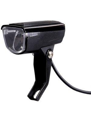 Simson Simson E-bike voorvork koplamp ''Luna'' 6-60 Volt