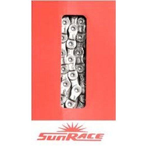SunRace Ketting Sunrace CNS10 Single Speed 1/2'' x 1/8'' Dacromet anti-roest