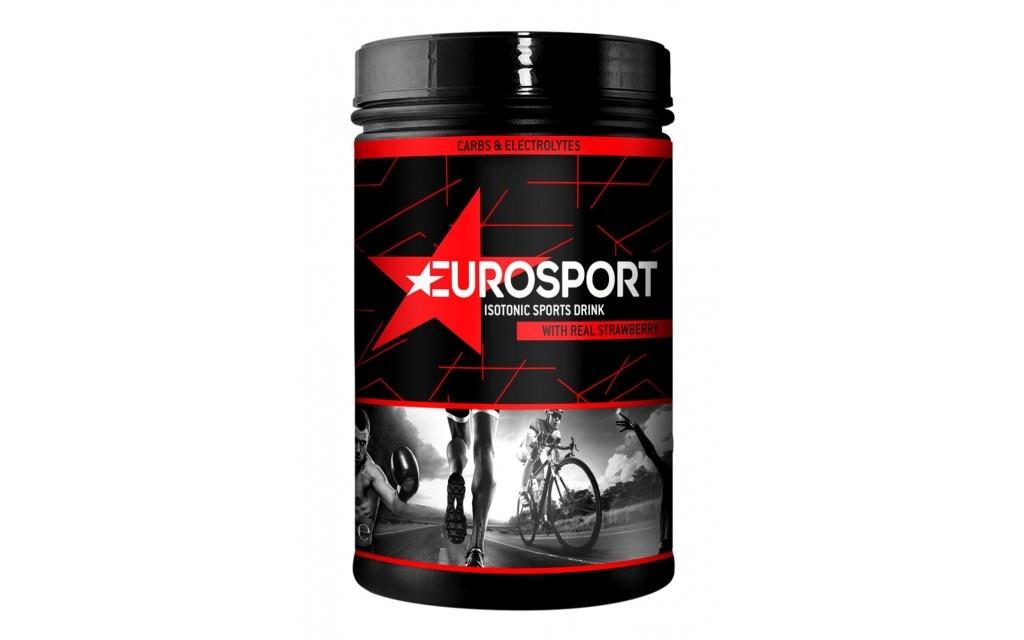 Eurosport Nutrition Eurosport Sports Drink Isotone Aardbei - 600 gram