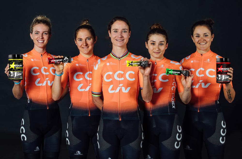 Eurosport Nutrition - Marianne Vos