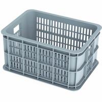Krat Basil Crate-S Klein 25Ltr - Grijs