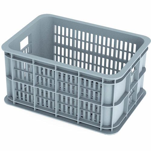 Basil Krat Basil Crate-S Klein 25Ltr - Grijs