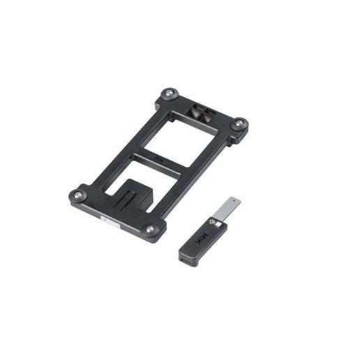 Basil MIK Adapter Plate / Adapterplaat - Zwart