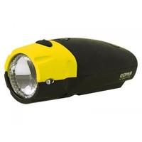 Spanninga Batterij Koplamp stuurmontage Goma LED - Geel