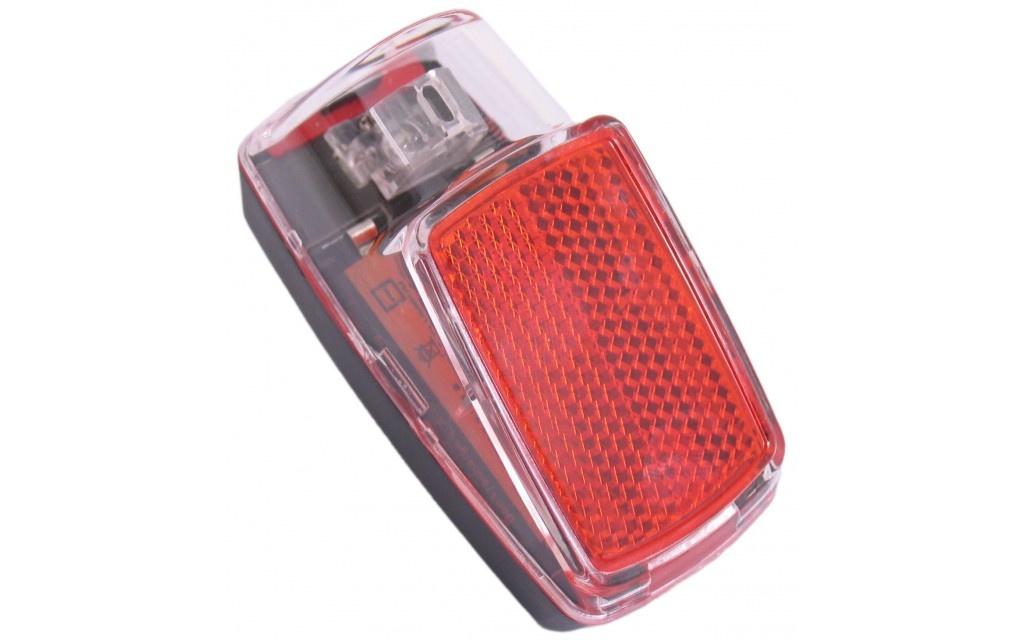 Edge Achterlicht Spatbord Edge Vida - 1 LED - Incl. Batterijen