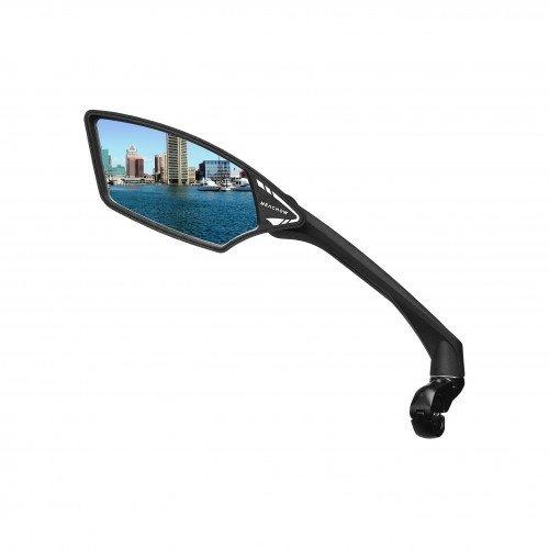 Meachow Meachow Fietsspiegel Deluxe XL - E-Bike - Verstelbaar - Links / Rechts