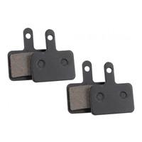 Schijfremblokset (model Shimano B01S) - Semi metal - (2 sets op kaart)